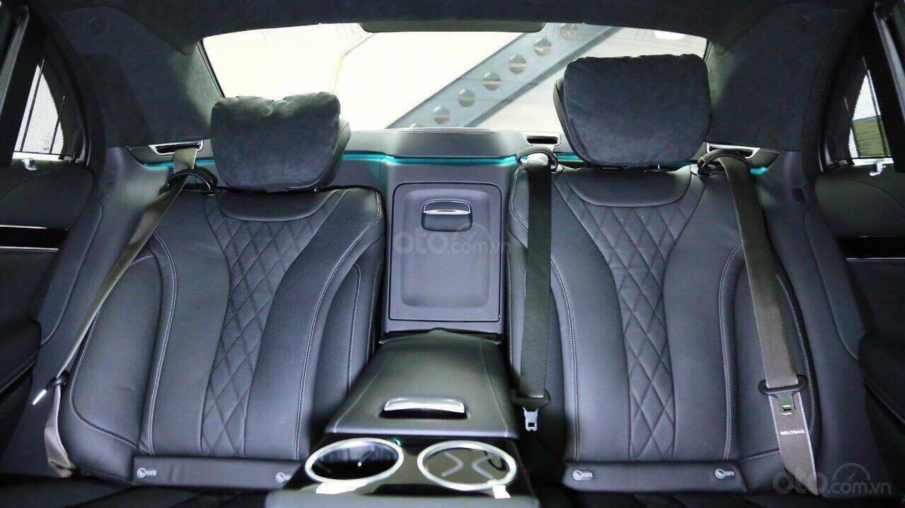 Xe ô tô Mercedes S450 Luxury cao cấp: Thông số, giá lăn bánh, khuyến mãi (02/2020) từ Mercedes-Benz Sài Gòn (2)