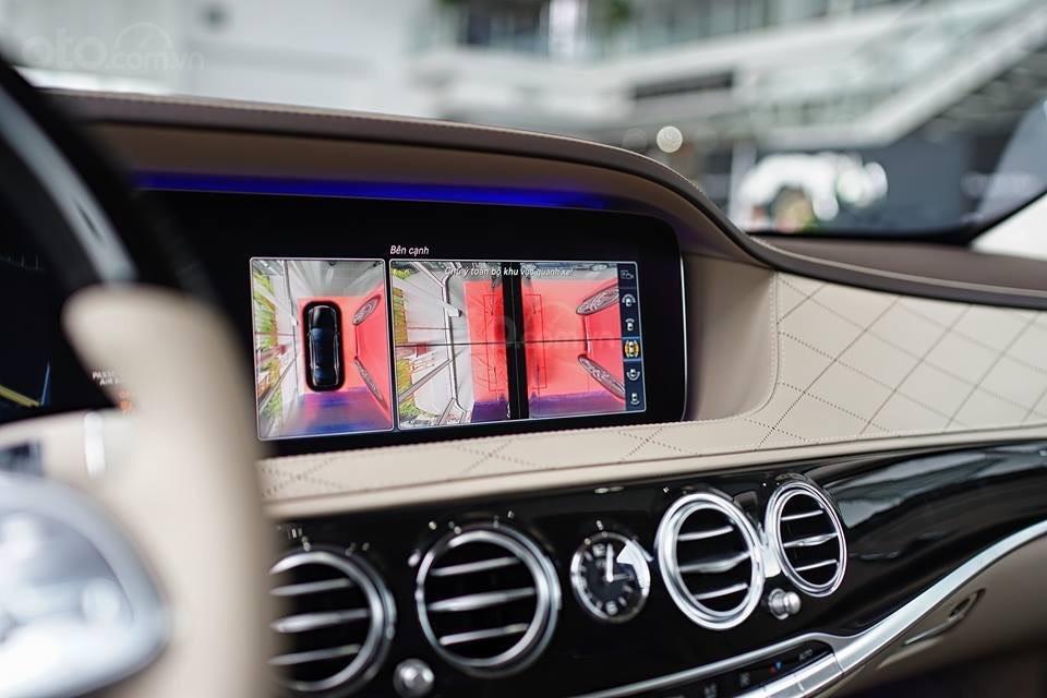 Xe ô tô Mercedes S450 Luxury cao cấp: Thông số, giá lăn bánh, khuyến mãi (02/2020) từ Mercedes-Benz Sài Gòn (3)