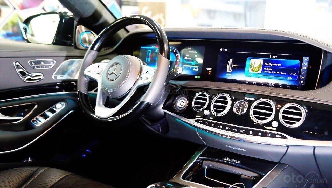 Xe ô tô Mercedes S450 Luxury cao cấp: Thông số, giá lăn bánh, khuyến mãi (02/2020) từ Mercedes-Benz Sài Gòn (5)