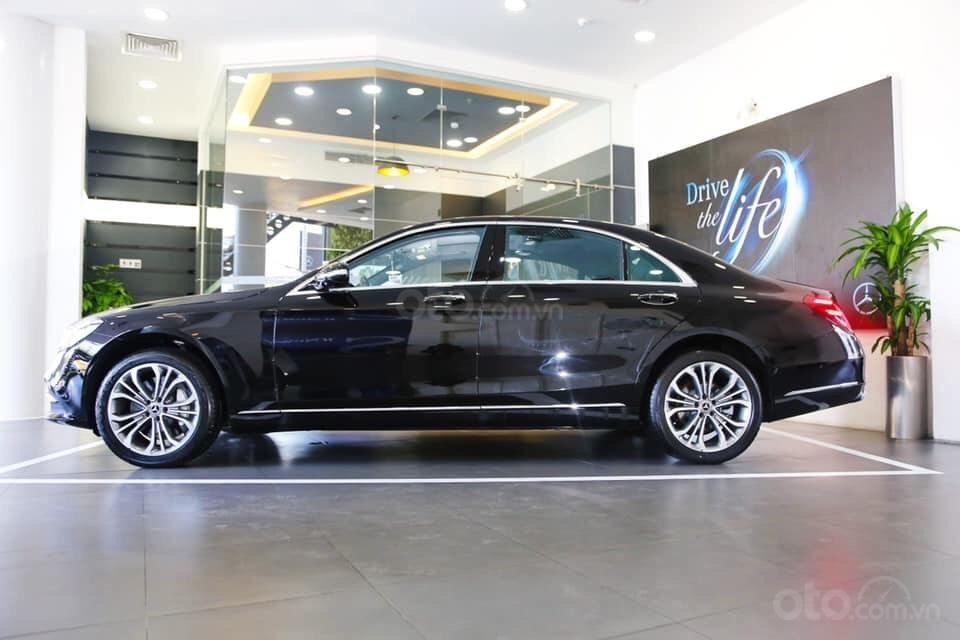 Xe ô tô Mercedes S450 Luxury cao cấp: Thông số, giá lăn bánh, khuyến mãi (02/2020) từ Mercedes-Benz Sài Gòn (6)