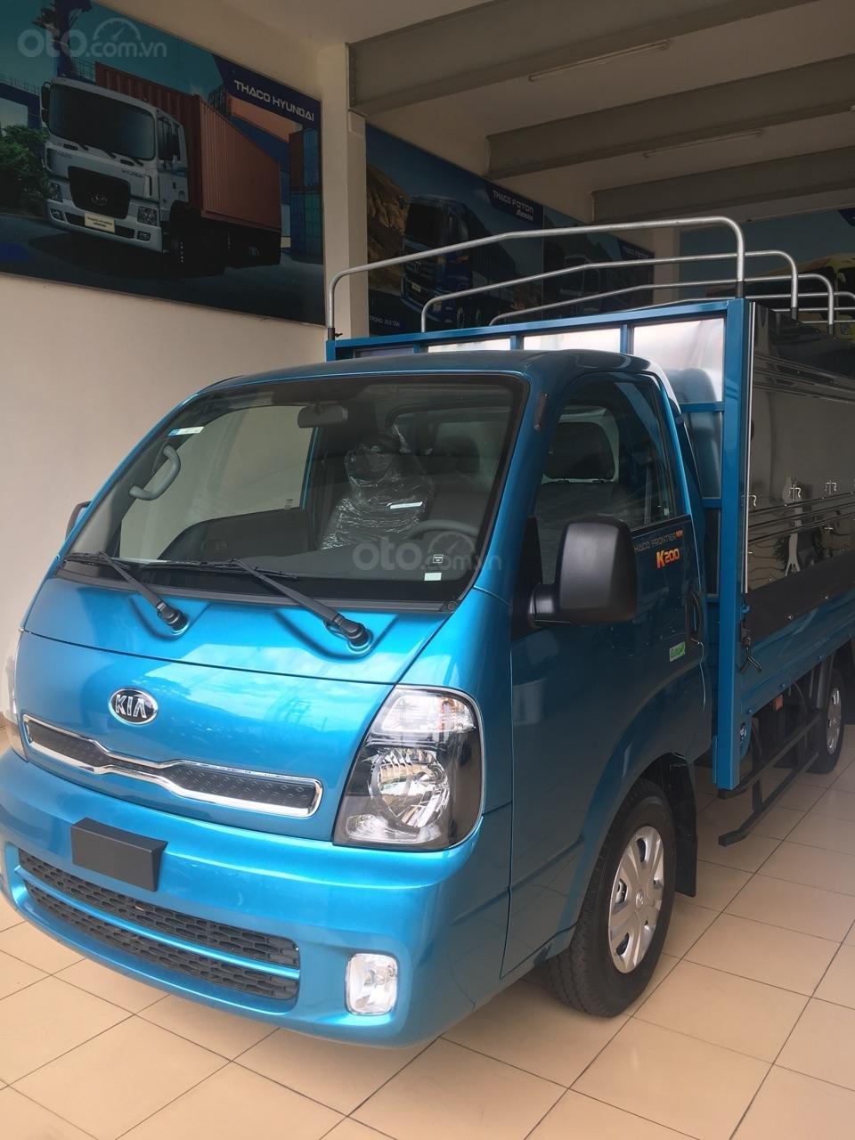 Bán xe tải Kia K250 thùng dài 3,5 mét tải hàng 2,49 tấn ''đời 2019'' tại Bình Dương. Hỗ trợ trả góp lãi suất thấp-1