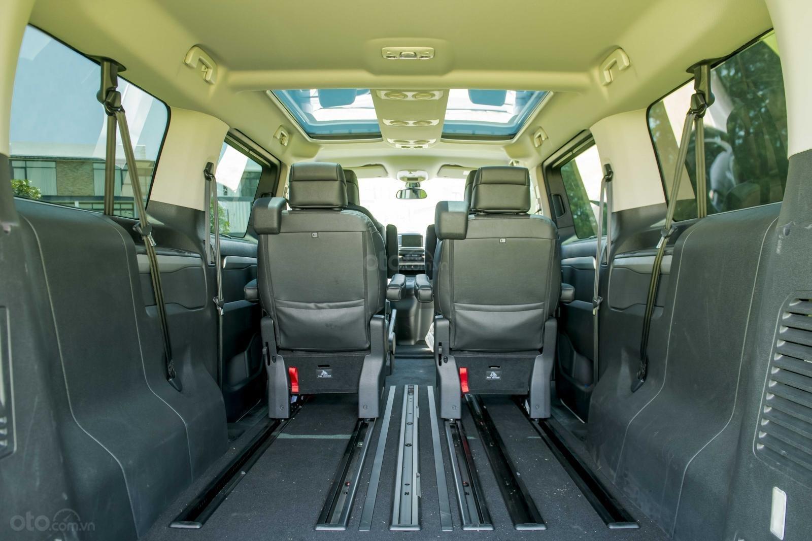 Peugeot Traveller Luxury 2019 - Có xe giao ngay - Nhiều ưu đãi hấp dẫn - Trả trước 20% nhận xe - Hotline: 0909.450.005-13