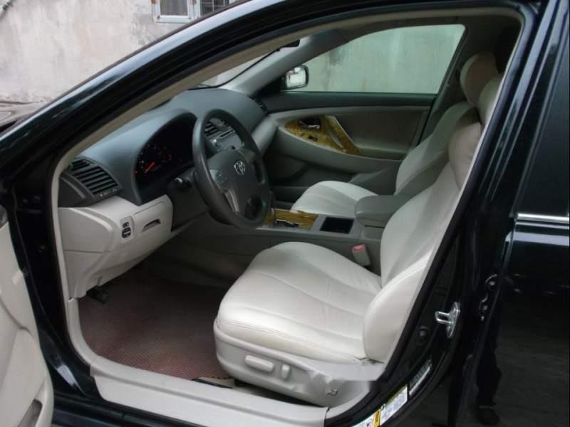 Bán Toyota Camry LE sản xuất 2007, màu đen, nhập khẩu  -2