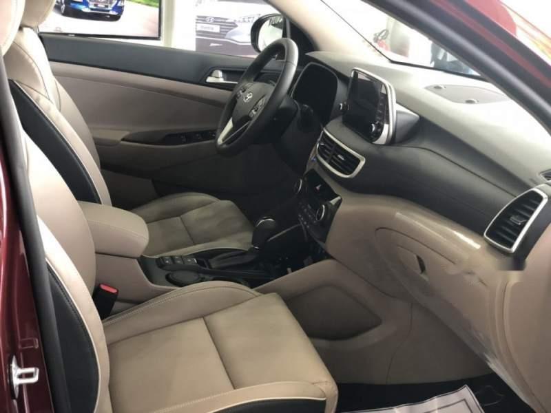 Bán Hyundai Tucson FL đời 2019, màu đỏ, nhập khẩu -4