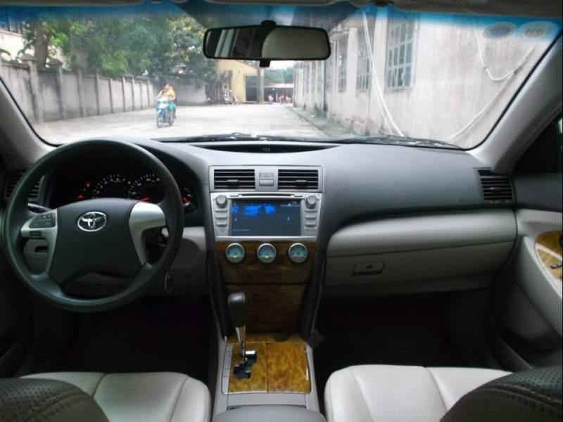 Bán Toyota Camry LE sản xuất 2007, màu đen, nhập khẩu  -5
