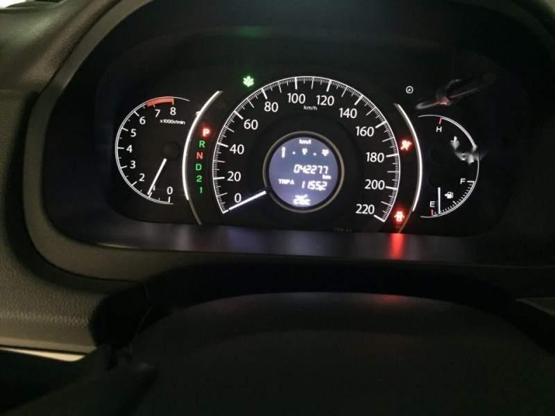 Cần bán xe Honda CR V sản xuất năm 2013, màu xanh lam, nhập khẩu  -2