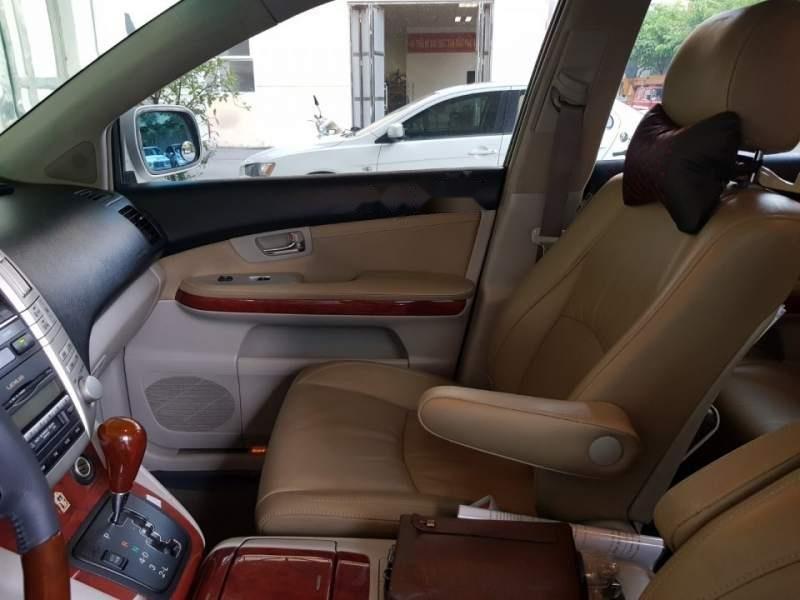 Bán xe Lexus RX 330 đời 2005, màu trắng, nhập khẩu  -3