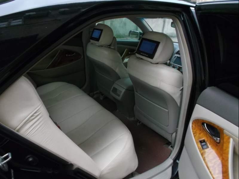 Bán Toyota Camry LE sản xuất 2007, màu đen, nhập khẩu  -3