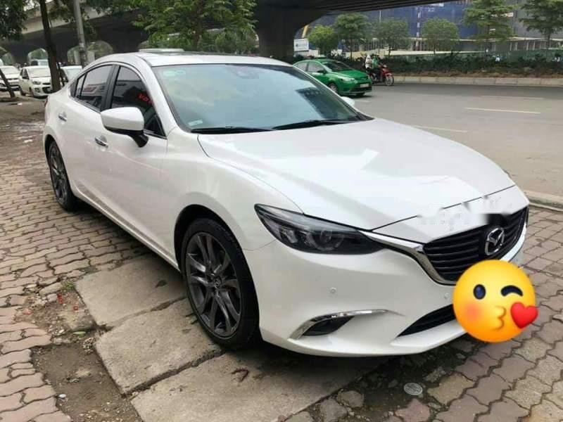 Gia đình cần bán Mazda 6 bản Premium đặc biệt cuối 2018, mới đi được 4700km-0