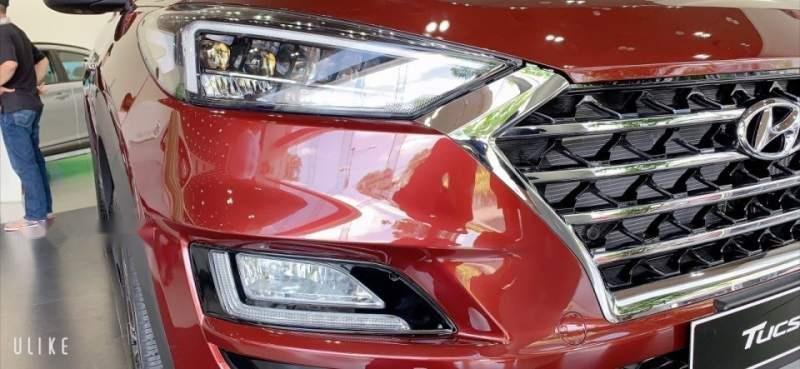 Bán Hyundai Tucson FL đời 2019, màu đỏ, nhập khẩu -2