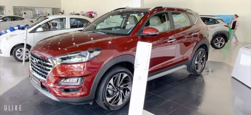 Bán Hyundai Tucson FL đời 2019, màu đỏ, nhập khẩu -0