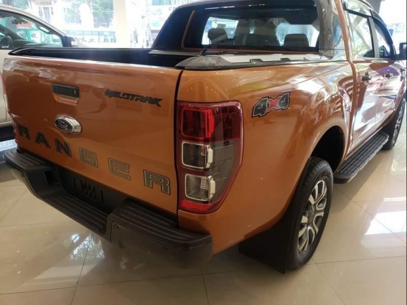 Bán ô tô Ford Ranger Wildtrak 2.0 Bi Turbo sản xuất 2019, nhập khẩu, tặng tiền mặt lên 40tr-3