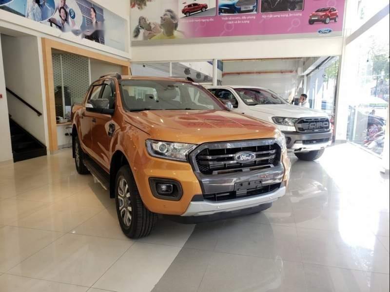 Bán ô tô Ford Ranger Wildtrak 2.0 Bi Turbo sản xuất 2019, nhập khẩu, tặng tiền mặt lên 40tr-2