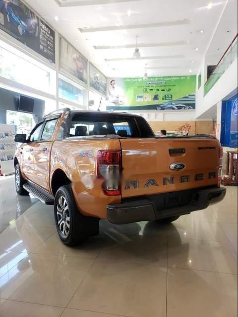 Bán ô tô Ford Ranger Wildtrak 2.0 Bi Turbo sản xuất 2019, nhập khẩu, tặng tiền mặt lên 40tr-4