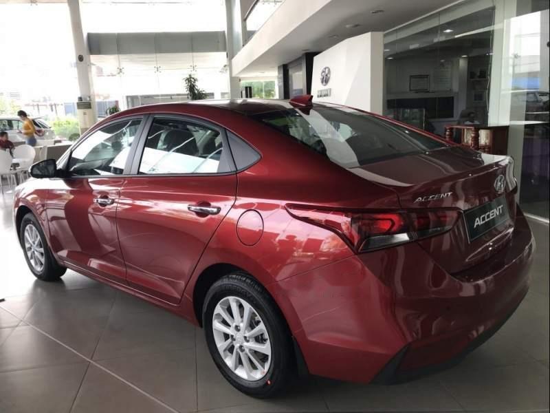 Bán Hyundai Accent AT đời 2019, màu đỏ, xe nhập, giao ngay-2