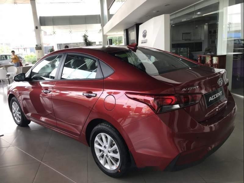 Bán Hyundai Accent AT đời 2019, màu đỏ, xe nhập, giao ngay-3
