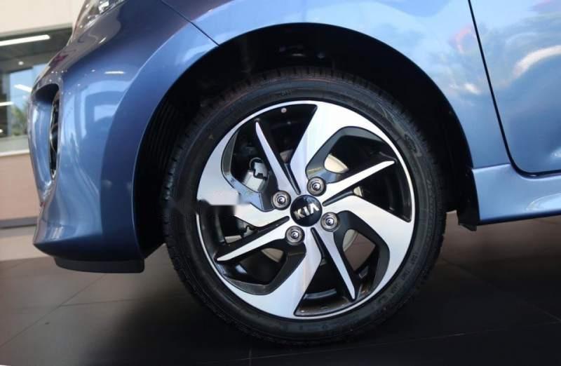 Bán xe Kia Morning năm sản xuất 2019, màu xanh lam-4