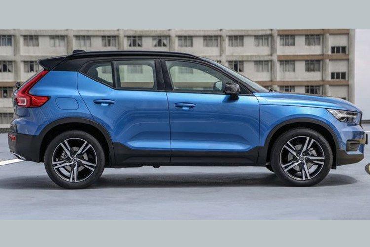 """Volvo XC40 2019 sắp đến Việt Nam có gì để """"đấu"""" Mercedes-Benz GLA? a2"""