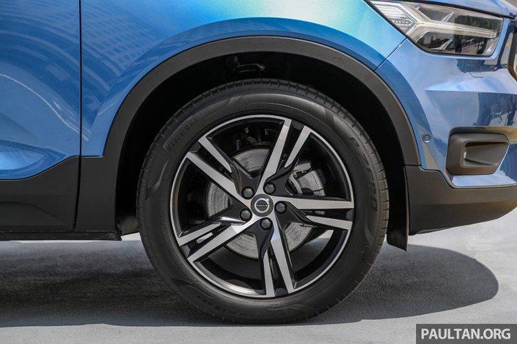 """Volvo XC40 2019 sắp đến Việt Nam có gì để """"đấu"""" Mercedes-Benz GLA? a9"""