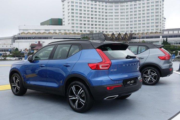 """Volvo XC40 2019 sắp đến Việt Nam có gì để """"đấu"""" Mercedes-Benz GLA? a15"""