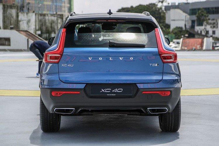 """Volvo XC40 2019 sắp đến Việt Nam có gì để """"đấu"""" Mercedes-Benz GLA? a5"""