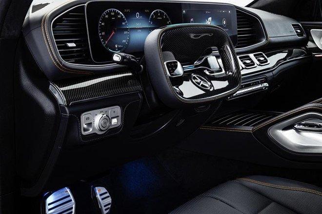 Mercedes GLE mới bổ sung loạt công nghệ an toàn mới a9
