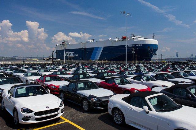 """Ô tô nhập khẩu ngày càng khó... """"sống"""" tại thị trường Mỹ a2"""