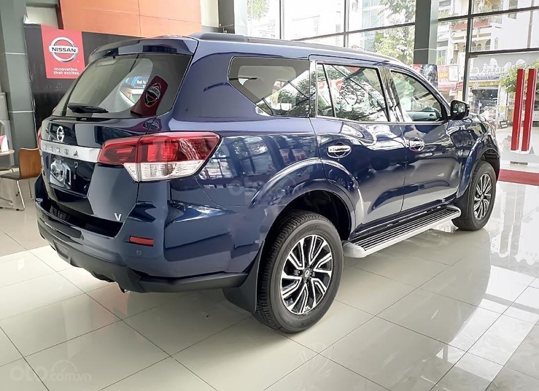 Bán Nissan Terra V năm sản xuất 2019, màu xanh lam, xe nhập-1