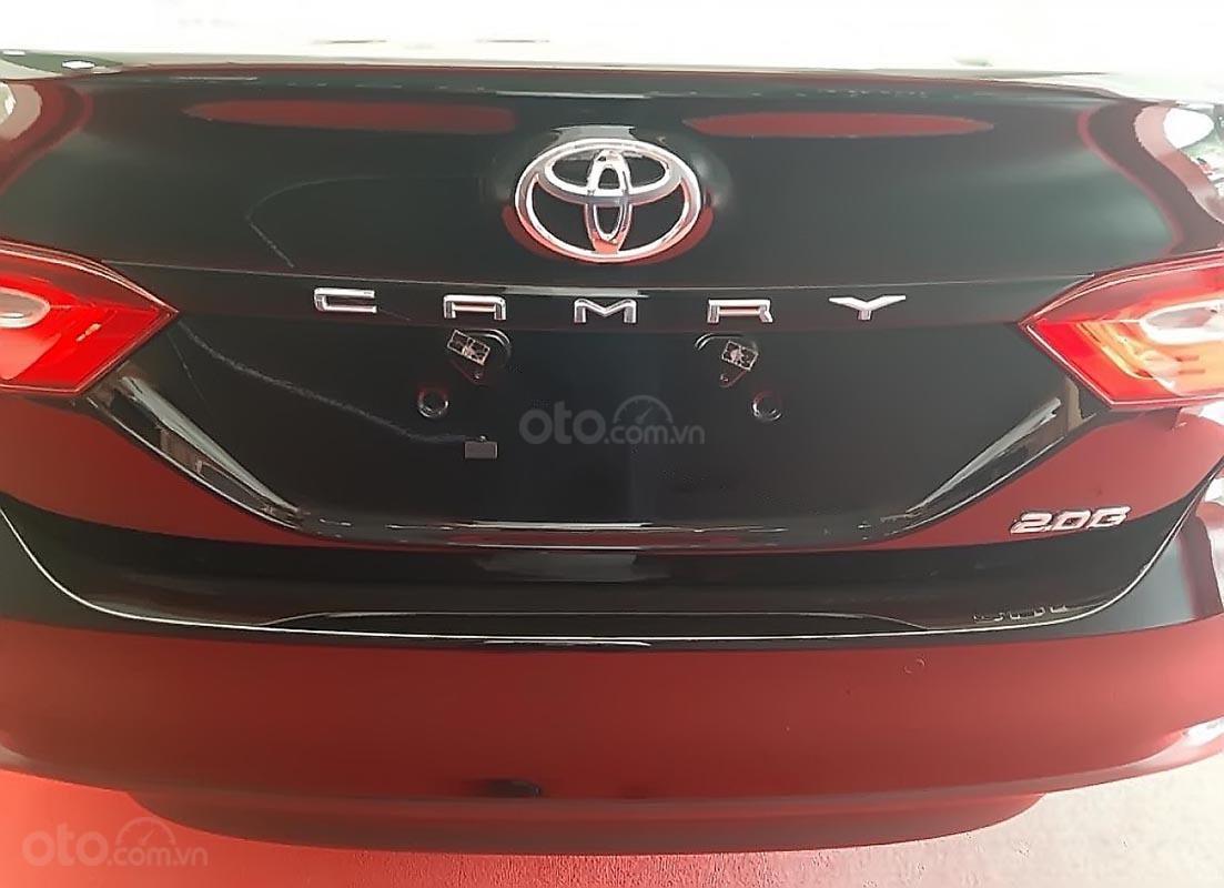 Bán Toyota Camry năm 2019, màu đen, nhập khẩu  -1