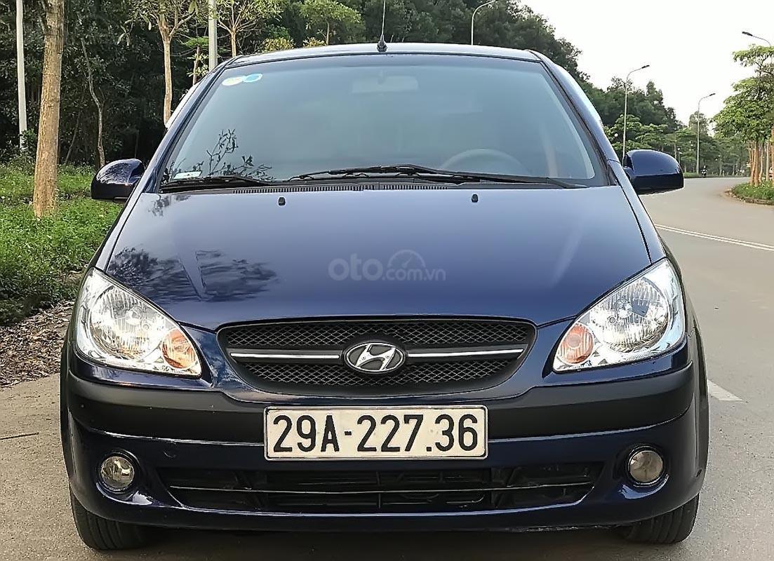 Bán xe Hyundai Getz 1.1MT 2010, màu xanh lam, nhập khẩu-3