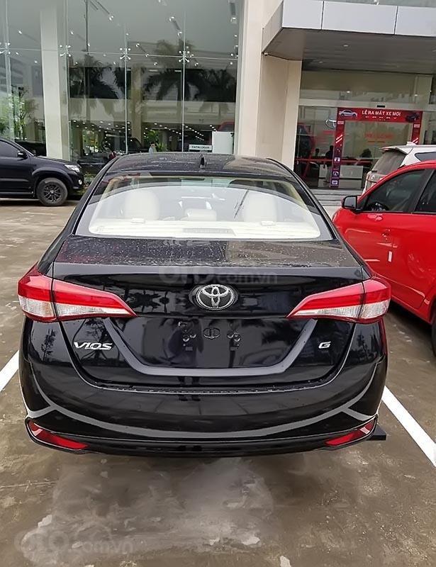 Bán Toyota Vios 1.5 MT đời 2019, màu đen giá cạnh tranh-1