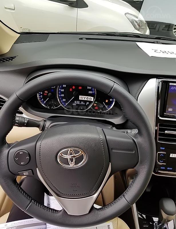 Bán Toyota Vios 1.5 MT đời 2019, màu đen giá cạnh tranh-2