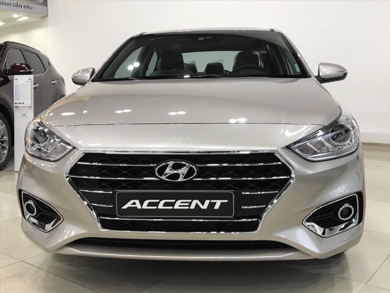 Hyundai Accent 2019 đủ màu, xe giao ngay - LH 0358406866-1
