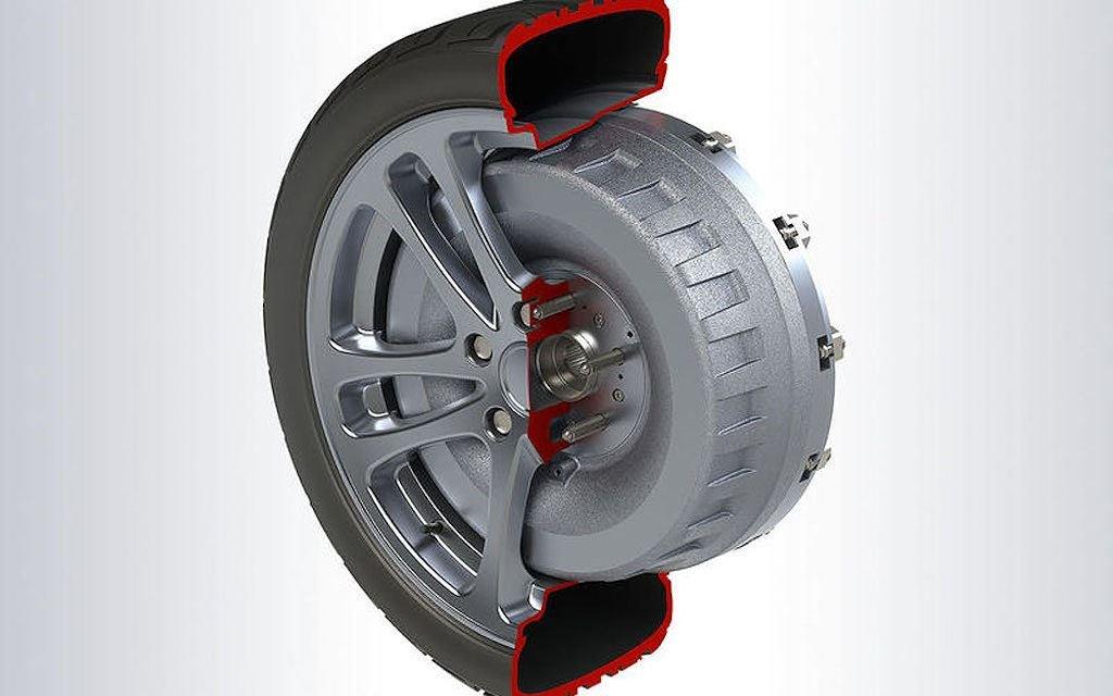 Động cơ ô tô sử dụng bàn đạp