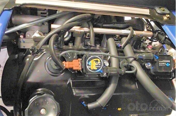 Bán xe Daehan Teraco 100 động cơ Mitsubishi Tech 1.3L - Ưu đãi giảm tiền mặt lên đến 5 triệu, LH: 0939683779 (8)