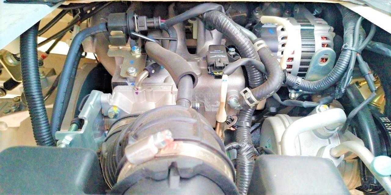 Bán xe Daehan Teraco 100 động cơ Mitsubishi Tech 1.3L - Ưu đãi giảm tiền mặt lên đến 5 triệu, LH: 0939683779 (9)