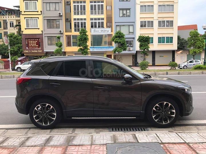 Mazda Cx-5 2.5 1 cầu màu nâu, sản xuất năm 2017-2
