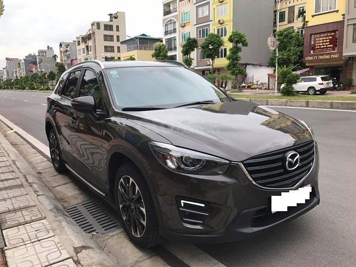 Mazda Cx-5 2.5 1 cầu màu nâu, sản xuất năm 2017-1
