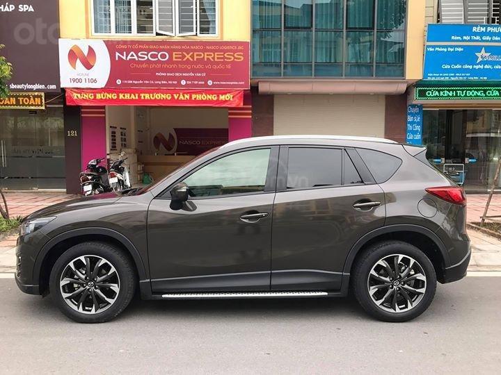 Mazda Cx-5 2.5 1 cầu màu nâu, sản xuất năm 2017-4