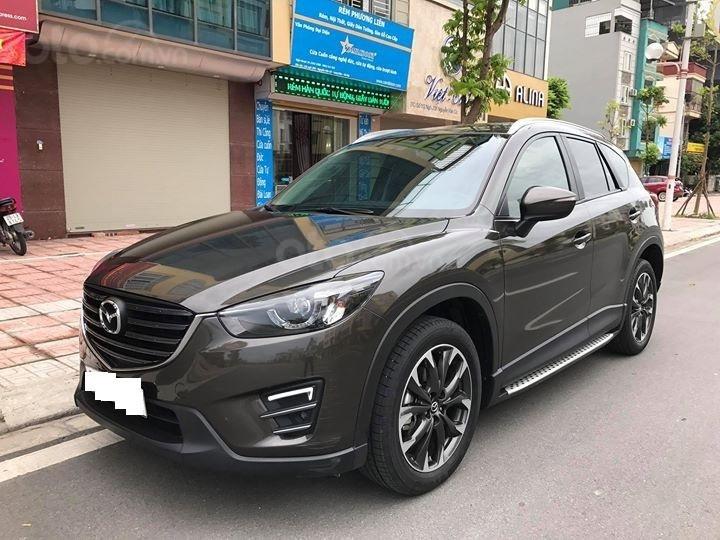 Mazda Cx-5 2.5 1 cầu màu nâu, sản xuất năm 2017-3