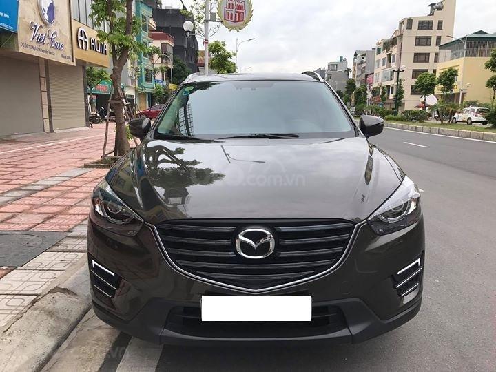 Mazda Cx-5 2.5 1 cầu màu nâu, sản xuất năm 2017-0