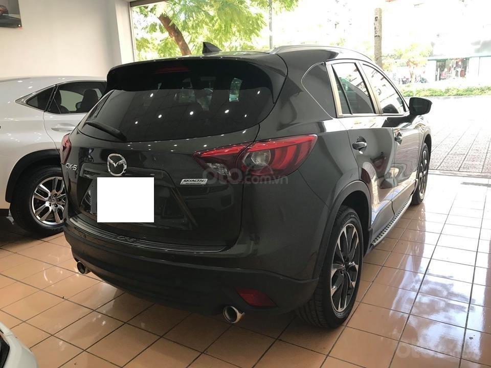 Mazda Cx-5 2.5 1 cầu màu nâu, sản xuất năm 2017-10