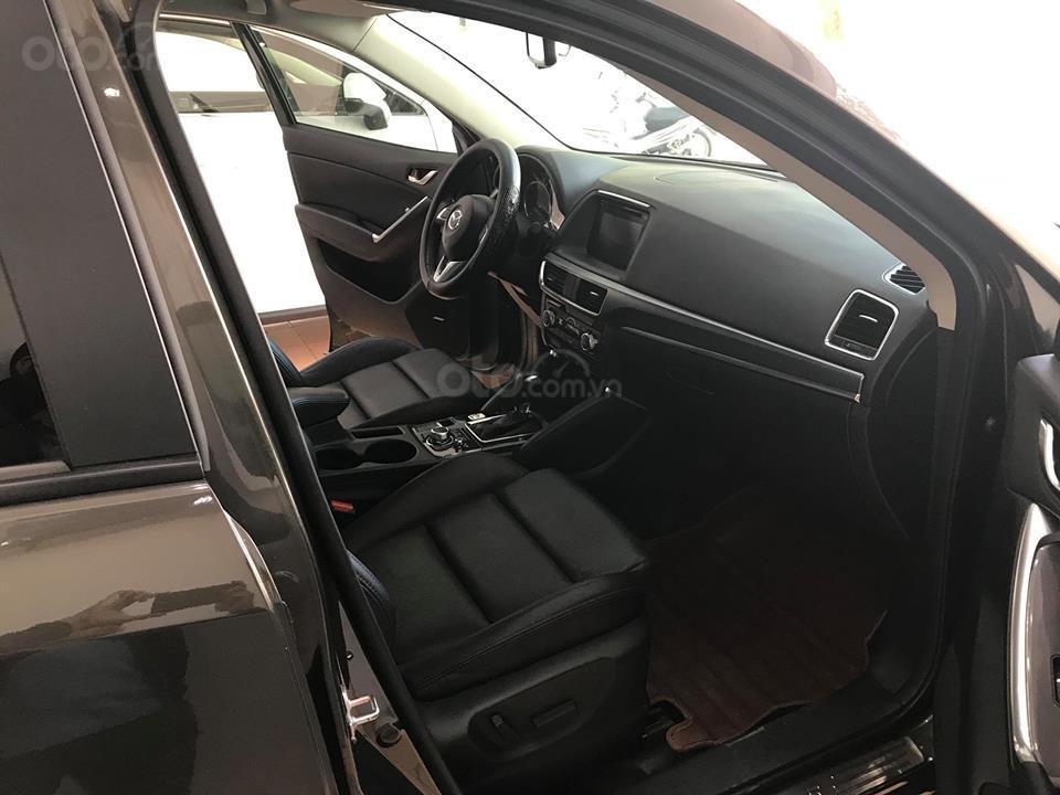 Mazda Cx-5 2.5 1 cầu màu nâu, sản xuất năm 2017-7