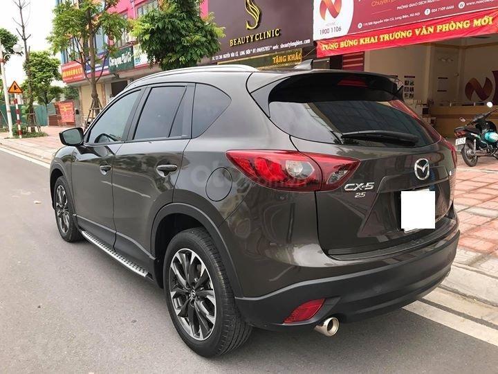 Mazda Cx-5 2.5 1 cầu màu nâu, sản xuất năm 2017-13