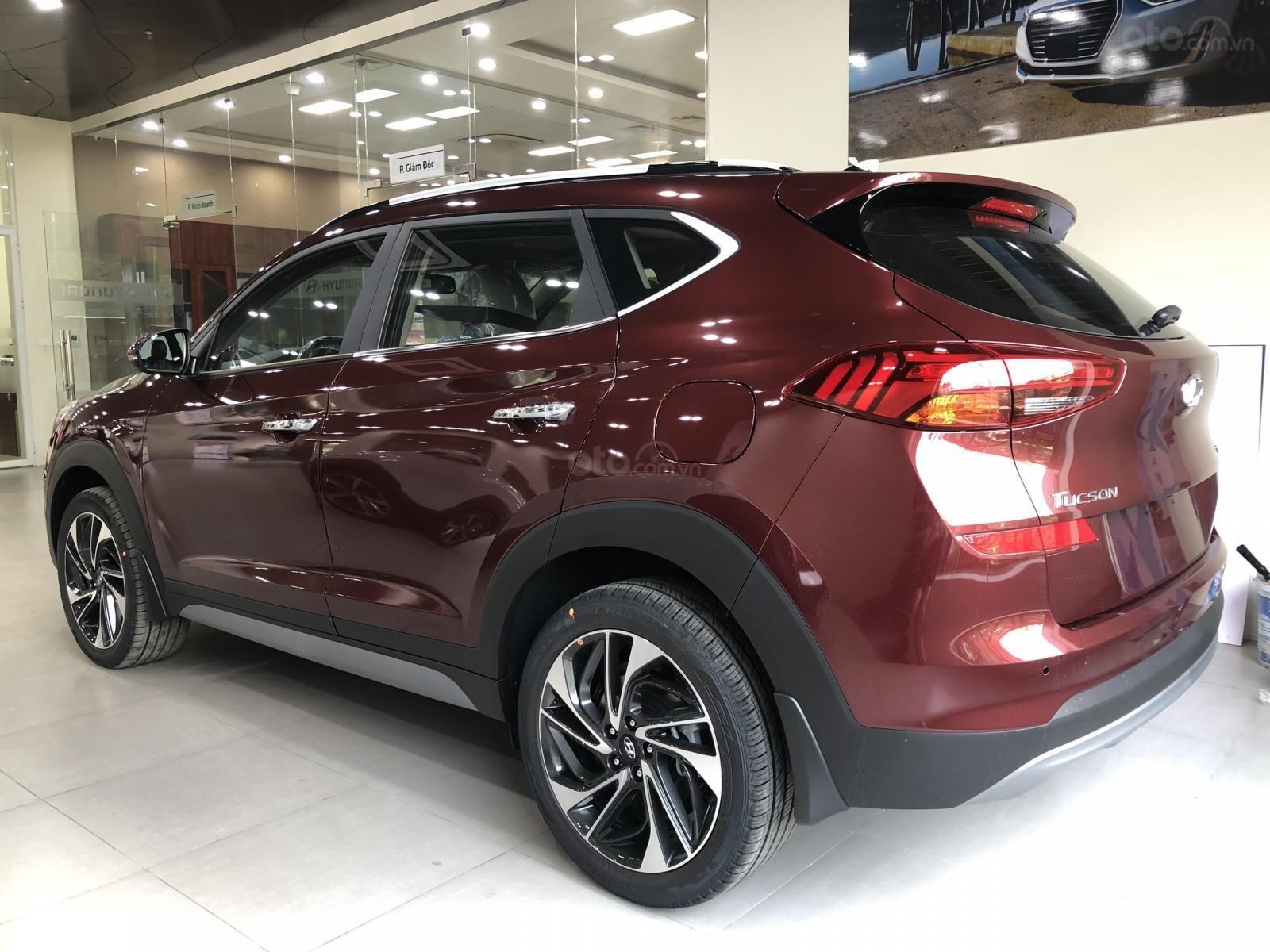 Hyundai Tucson 1.6 Turbo model 2019 - Đủ màu giao ngay - Gói KM lên tới 20 triệu - Ms Lan 0919929923-2