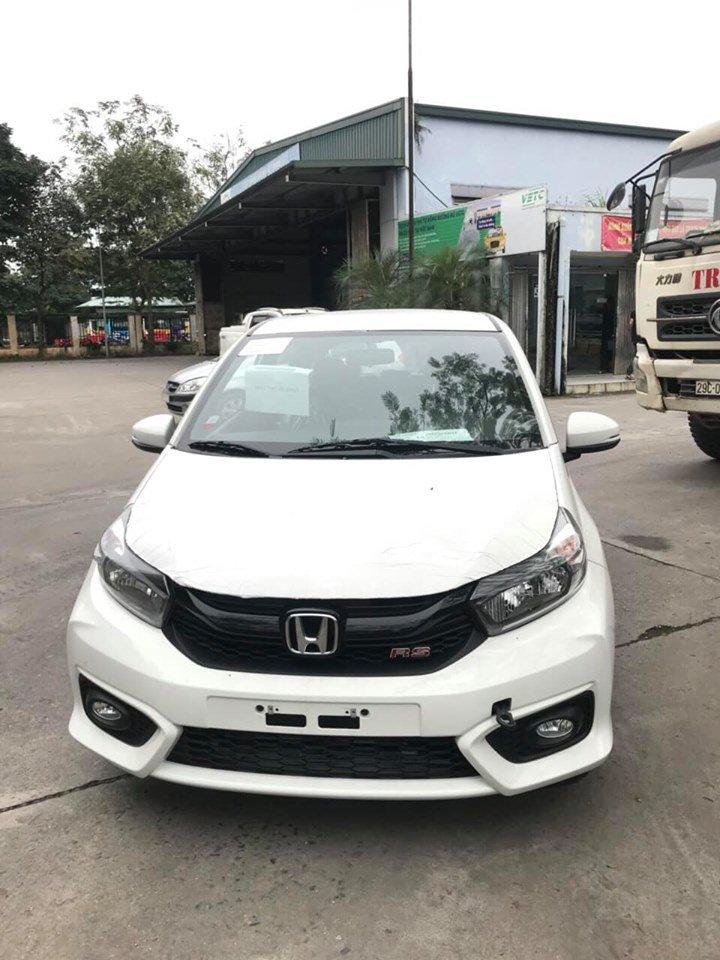 Cận cảnh nội thất bản Honda Brio RS 2019 tại đại lý ở Việt Nam - Ảnh 1.