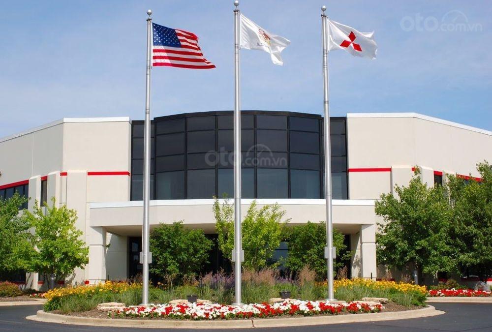 """Mitsubishi cam kết không """"đào tẩu"""" khỏi thị trường Mỹ"""