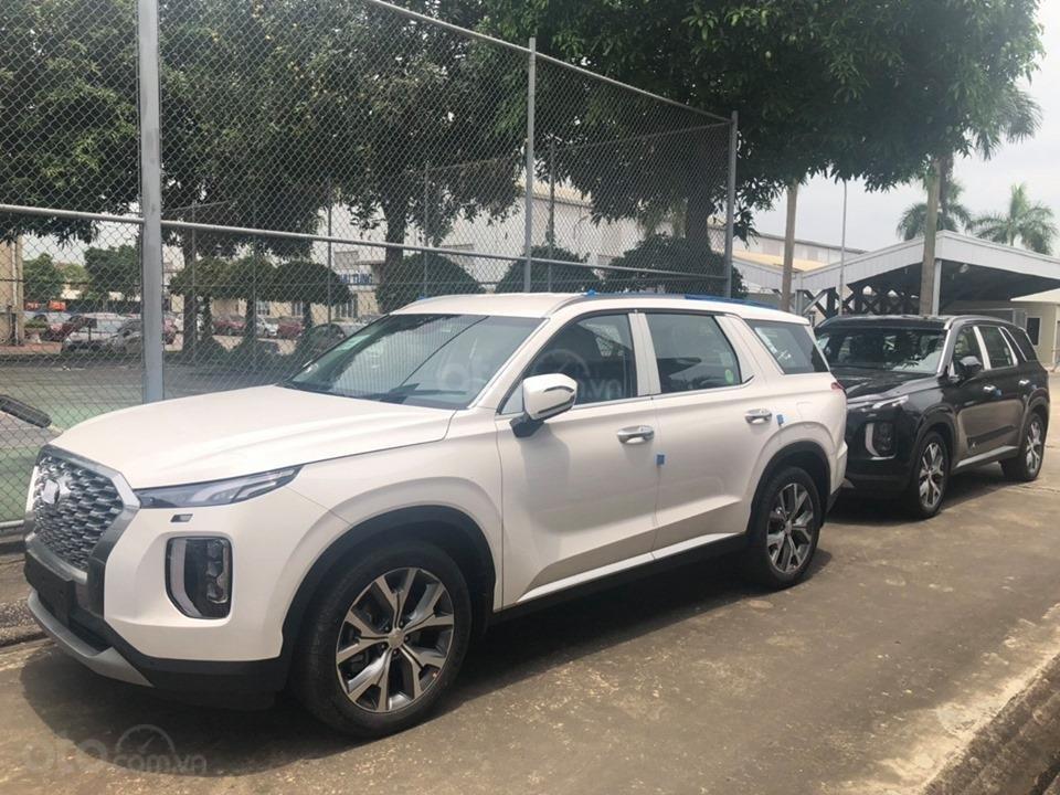 Giá lăn bánh xe Hyundai Palisade 2019 tại Việt Nam a1