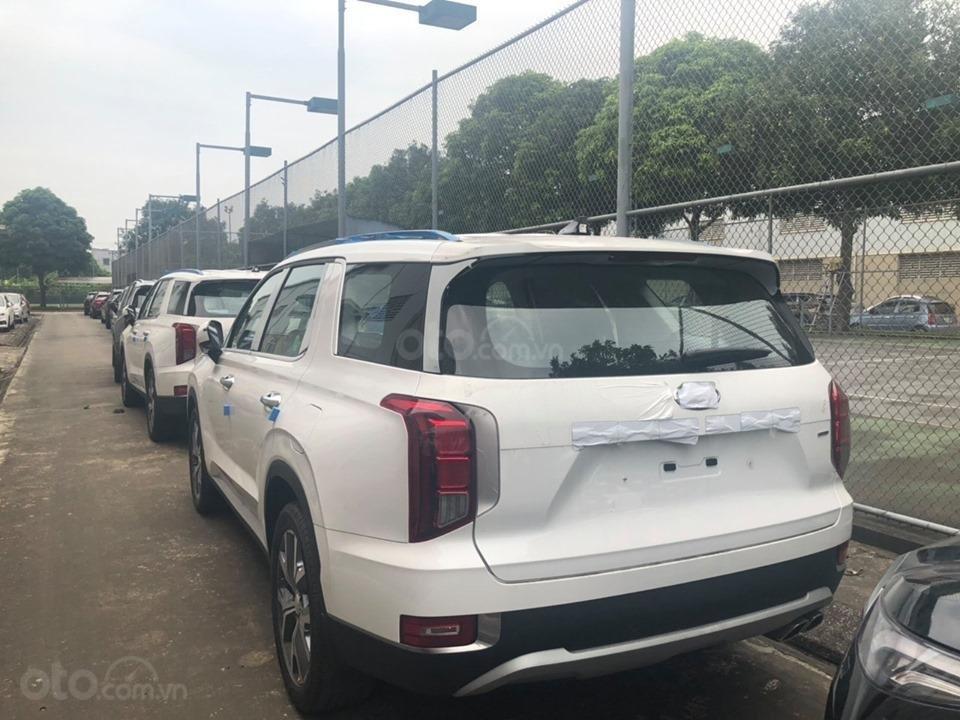 Lô xe Hyundai Palisade 2019 đầu tiên chính thức về Việt Nam, chờ ngày ra mắt a5
