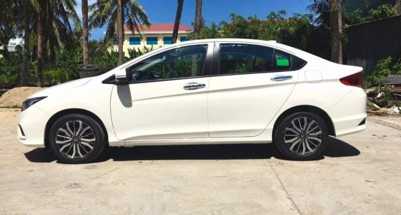 Bán xe Honda City 1.5CVT đời 2019, màu trắng, nhập khẩu nguyên chiếc-0